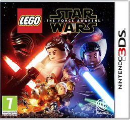 Lego Star Wars The Force Awakens 3DS