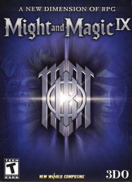Might & Magic IX PC