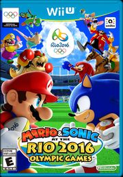 Mario & Sonic at the Rio 2016 Olympic Games Wii U