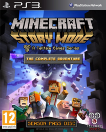 Minecraft Story Mode - The Complete Adventure PS3