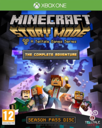 Minecraft Story Mode - The Complete Adventure Xbox One