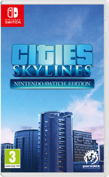 Cities Skylines Nintendo Switch Edition Switch