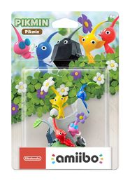 amiibo Pikmin Collection Pikmin hahmo