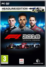 F1 2018 Headline Edition PC