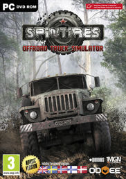 Sprintires Offroad Truck Simulator PC