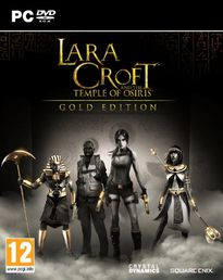 Lara Croft and the Temple of Osiris Gold Edition PC