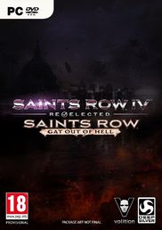 Saints Row IV: Re-Elected + Gat Out of Hell PC