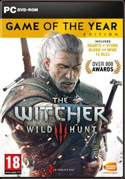 The Witcher 3: Wild Hunt Game of the Year Edition PC