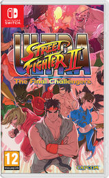 Ultra Street Fighter 2: The Final Challengers Switch