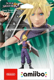 amiibo Super Smash Bros. Collection Cloud hahmo