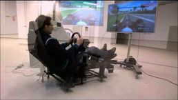 Playseat Motion System