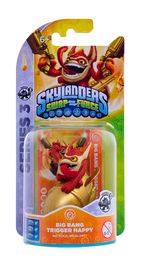 Skylanders Swap Force Trigger Happy hahmo