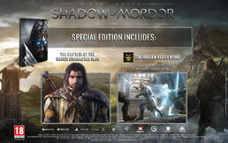 Middle-Earth: Shadow of Mordor Special Edition PS3