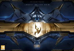 Starcraft 2: Legacy of the Void Collector's Edition PC