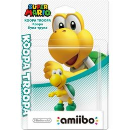 amiibo Koopa Troopa Super Mario Collection hahmo