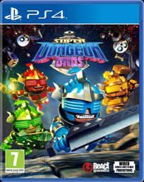 Super Dungeon Bros PS4