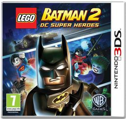 Lego Batman 2: DC Superheroes 3DS