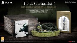 The Last Guardian Collectors Edition PS4