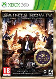 Saints Row IV: Game of the Century Edition Xbox 360