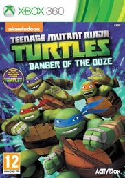 Teenage Mutant Ninja Turtles Danger of the Ooze Xbox 360