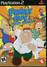Family Guy Videogame PS2