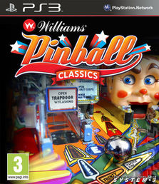 Williams Pinball Classic PS3
