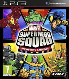 Marvel Super Hero Squad: Infinity Gauntlet PS3