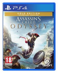 Assassins Creed Odyssey Gold Edition PS4