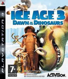 Ice Age 3: Dawn of the Dinosaurs PS3