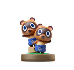 amiibo Animal Crossing Timmy and Tommy Hahmo