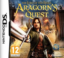 Lord of the Rings: Aragorns Quest Nintendo DS
