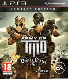 Army of Two: The Devils Cartel Overkill Edition PS3