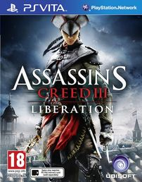 Assassins Creed III: Liberation PS Vita