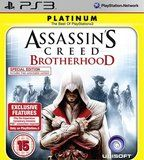 Assassins Creed Brotherhood Essentials PS3