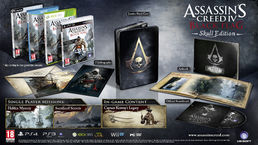 Assassins Creed IV: Black Flag Skull Edition Xbox 360
