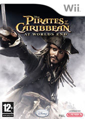 Pirates of the Caribbean: At the World´s End Wii