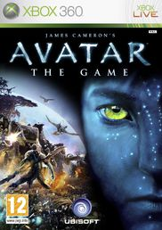 James Cameron´s Avatar: The Game Xbox 360