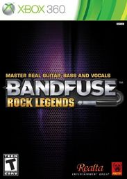 Bandfuse: Rock Legends Artist Pack Xbox 360