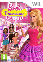 Barbie Dreamhouse Party Wii