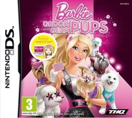 Barbie: Groom and Glam Pups Nintendo DS