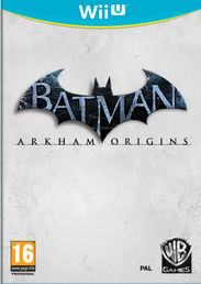 Batman: Arkham Origins Wii U