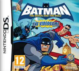 Batman: The Brave and The Bold Nintendo DS