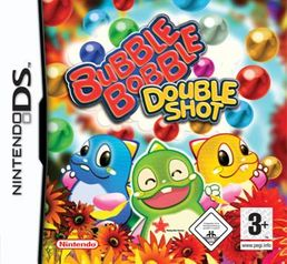 Bubble Bobble Double Shot Nintendo DS