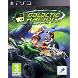 Ben 10: Galactic Racing PS3