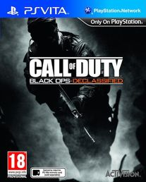Call of Duty: Black Ops - Declassified PS Vita