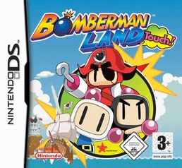 Bomberman Land Touch Nintendo DS