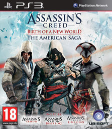 Assassin's Creed: Birth of a New World - The American Saga Collection PS3