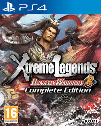 Dynasty Warriors 8: Extreme Legends - Complete Edition PS4