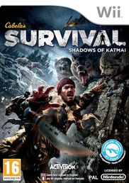 Cabelas Survival: Shadows Of Katmai Wii