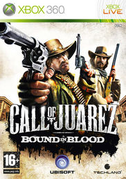 Call of Juarez 2: Bound in Blood Xbox 360